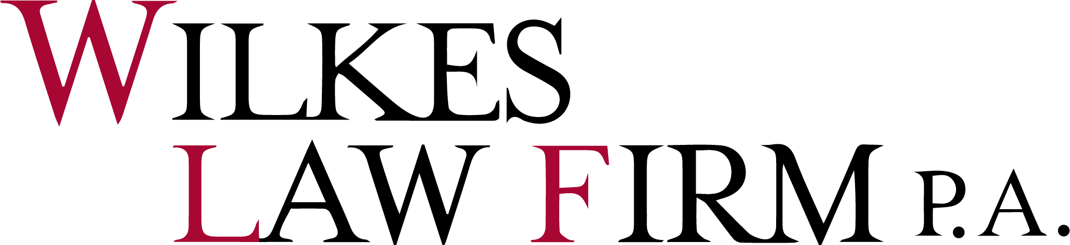 Wilkes Law Firm Retina Logo